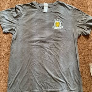 Large firefighters t shirt